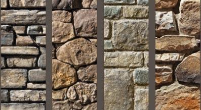 GEOPIETRA  Muri e rivestimenti in pietra ricostruita ecologica